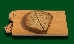 Mouse Sandwich Board - Mouse with Cheese - Board