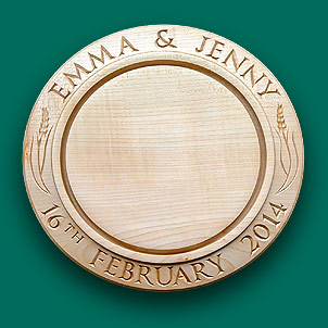 Emma and Jenny married in 2014.