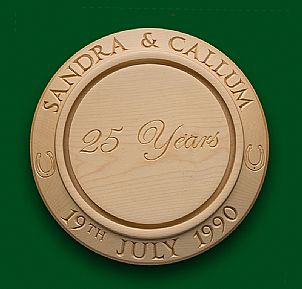 Sandra & Callum - Breadboard for Anniversaries