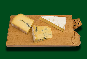 Mouse Cheese Board - Mouse with Cheese - Board