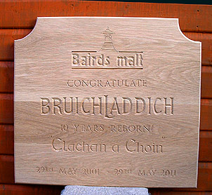Bruchladdich - House Signs