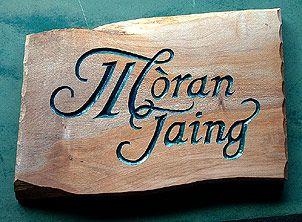 Moran Taing - House Signs