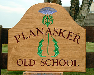 Planasker - House Signs
