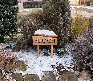 Slioch - House Signs